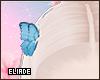 Butterfly Hair V1 e