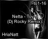 Netta - TOY ( Remix )