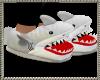 Girls QT Shark Slippers