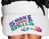 Shake Those Balls Visor