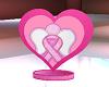 Cancer Awareness Heart