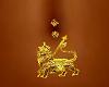 Lion of judah piercing