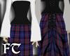 Pride of Scotland Corset