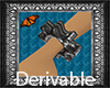 (BFD) Gear Bangle L
