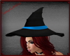 Witch hat blue
