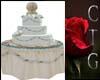 CTG SEASHELL DECOR CAKE