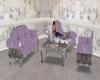 {AI}Elegant Trio Couch