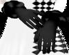 Harlequin Gloves