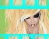 Miwa blonde/white~