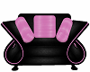*DS* Black/Pink Chair