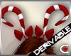 DRV CandyCane Headband