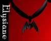 {E} Grim Bat Choker F