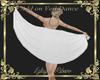 veil dance white