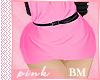 PINK-Pink Skirt BM