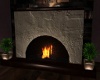 (SL) Venue Fireplace