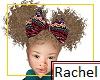 Kids Rachel 2 afro puffs