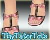 Kids Giraffe Sandals