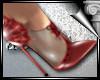 d3✠ Bat Pumps Red