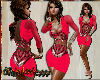 *DL*Red Dinky