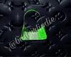 +$ bandgirl green bag