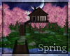 Scenic Spring Treehouse