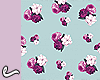 Backgrnd roses blue/purp