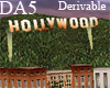 (A) Hollywood