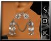 #SDK# Arabian Earrings 3