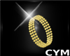 Cym Golden Bracelet R
