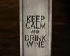 Drink Wine Frame