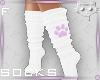 Socks White F1a Ⓚ
