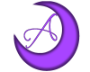Purple Alysia Hair