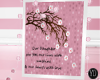 #Y| Baby Pink Tree Art