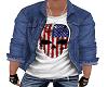 American Skull Jacket