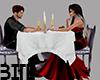 Romantic Table Purple