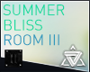 // Summer Bliss Room III
