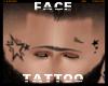 -B- Full Tattoo Face-