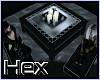 Hex Chill Table Set