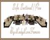 Sofa Sectional / Pose