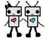 SomeBot'ty Loves you