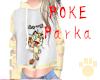 Pokemon Parka Meowth