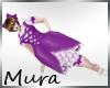 BBW Lolita Purple White