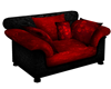Red Lovers Chair