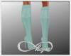 Lace Boots Larimar
