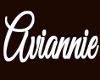 Aviannie Sign