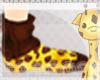 Giraffe socks