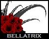 Bellatrix Flower Horns