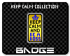 Be A BOSS Badge