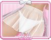 ♛Sheer Skirt 4 GA RL