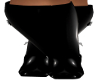 Tatin PVC Buckle Boots